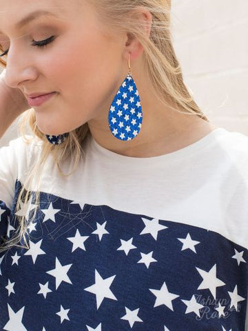 Star Spangled & Sparkling Earrings