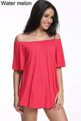 Off the Shoulder Piko