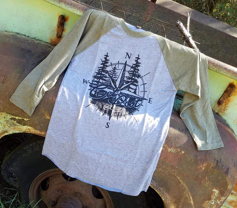 Get Lost.... #TakeAHike - LAST CALL Size L