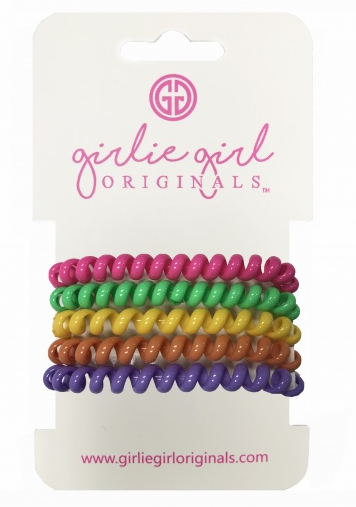 Telephone Hair Tie Pack