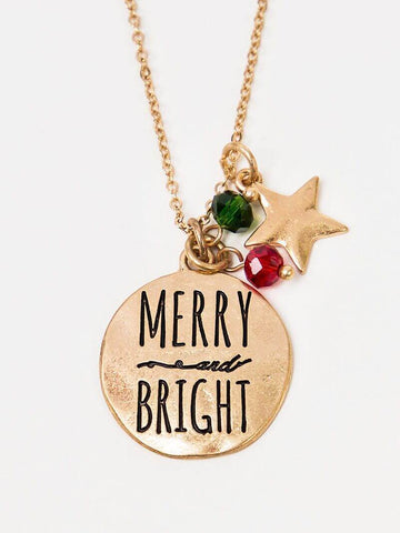 Merry & Bright Necklace