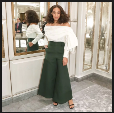 Steal her style: Solange