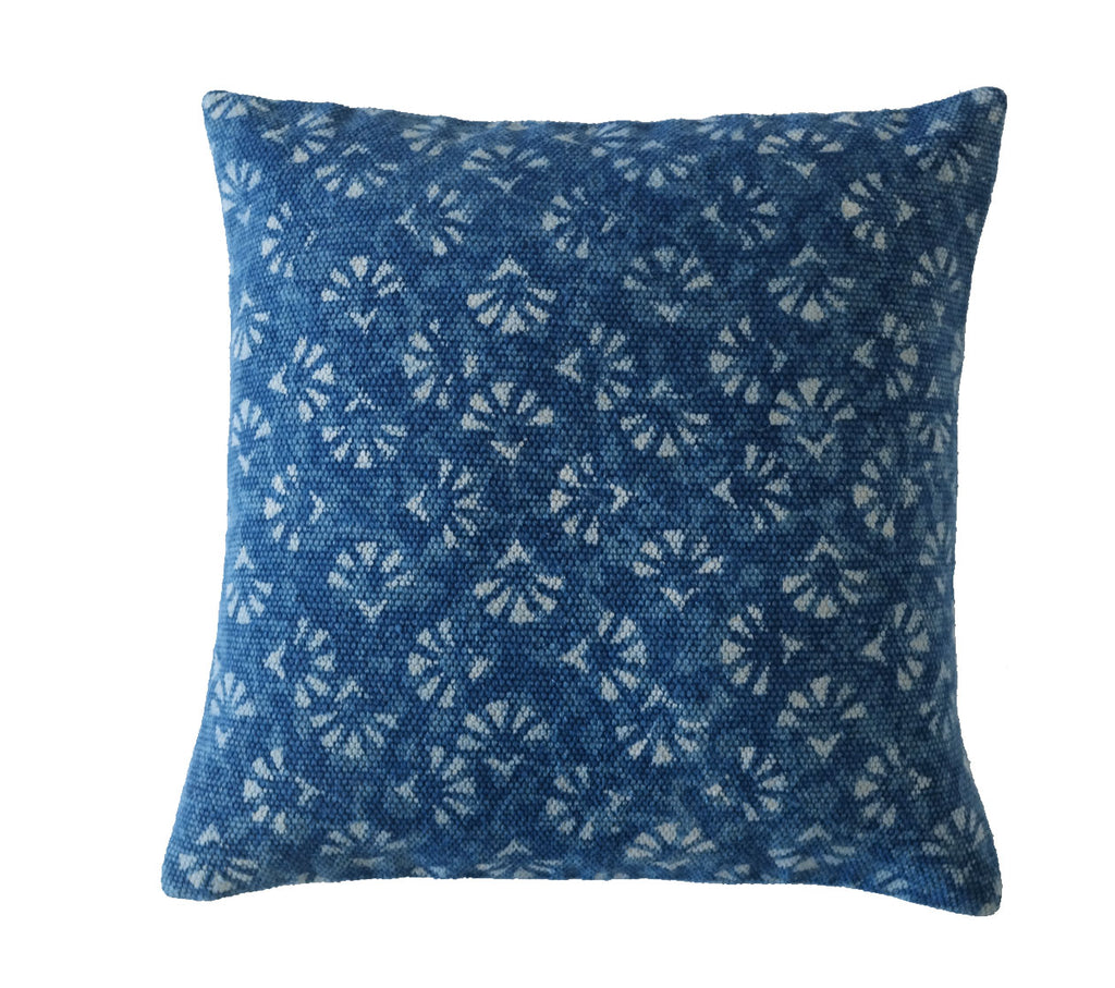 Indigo Pillow No.5