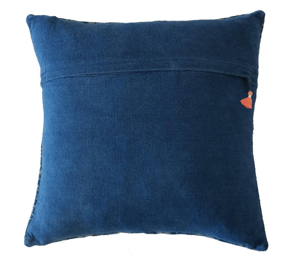 Indigo Pillow No.3