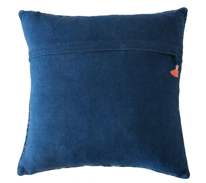 Indigo Pillow No.12