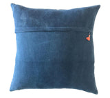 Indigo Pillow No.9