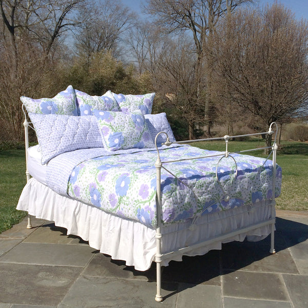 Flower Vine Quilt & Shams