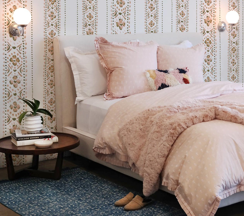 Dusty Rose Gansett Duvet