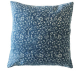 Indigo Pillow No.16