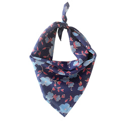 Bandana - Winfield Flowers Navy