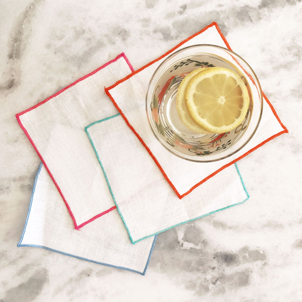Odette Cocktail Napkins