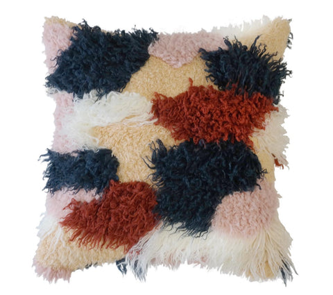 Saki Shag Pillow