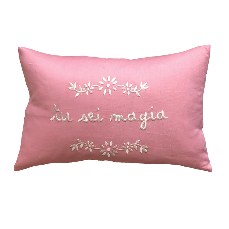 Tu Sei Magia Pillow
