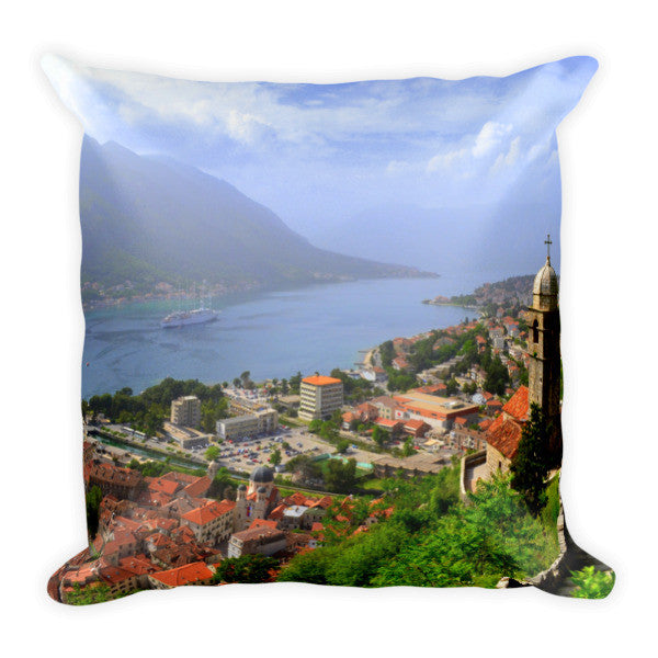 Kotor Cushion, Pillows, - Explore Dream Discover