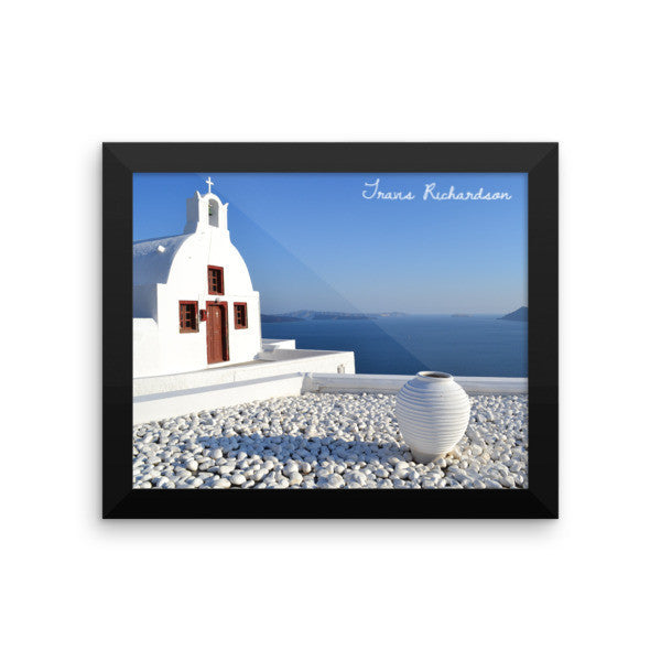 Santorini Solace - Explore Dream Discover - 1