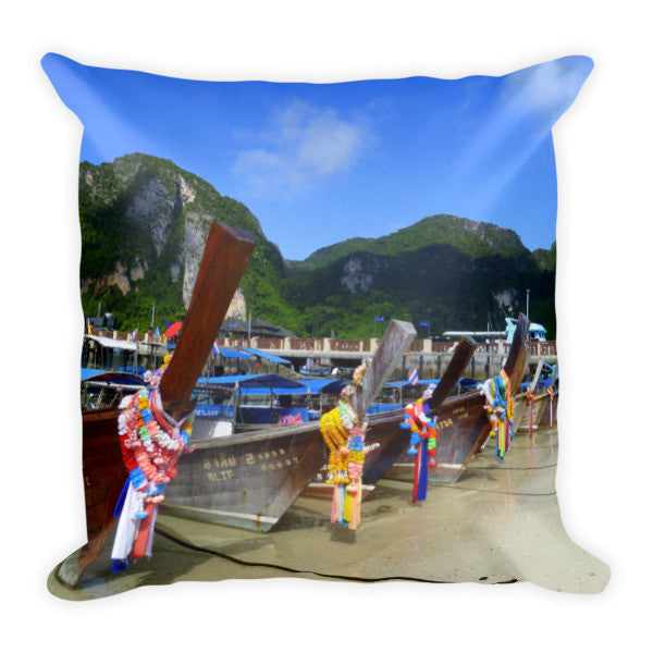 Phi Phi Pillow - Explore Dream Discover