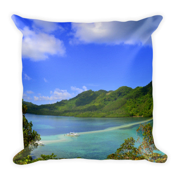 Palawan Pillow, Pillows, - Explore Dream Discover