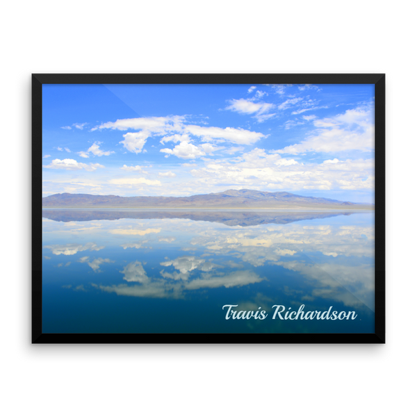 Topaz Mirage, Framed Art, - Explore Dream Discover