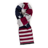Viscose Men Scarves (American Flag) - Melifluos