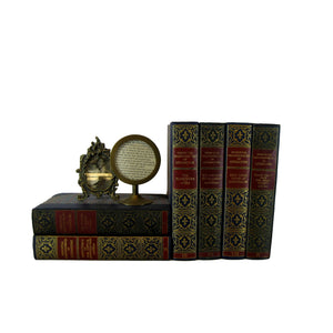 Vintage Masterpieces of Literature Set, S/6