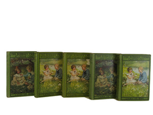 Vintage Bobbsey Twins, Set of 5 - Decades of Vintage