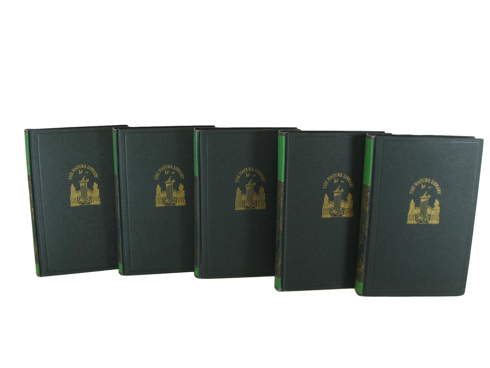 Green Vintage Decorative Books for Decor, S/5, [decorative_books], Decades of Vintage