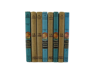 Vintage Hardy Boys Books, S/8, [decorative_books], Decades of Vintage