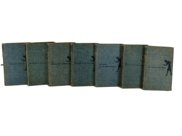 Dark Green Harvard Classics, S/8 - Decades of Vintage