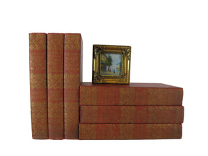Decorative Books of the Works Robert Louis Stevenson, S/6 - Decades of Vintage