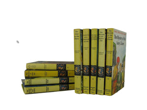 Nancy Drew Vintage Matte Set, Set of 9 - Decades of Vintage
