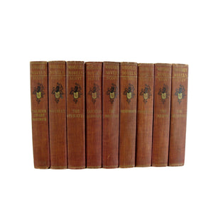 Waverley Novels Decorative Books , S/9 - Decades of Vintage