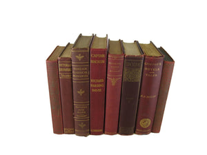 Antique Book Collection, S/8 - Decades of Vintage