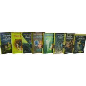 Vintage Nancy Drew Collection, Set of 8 - Decades of Vintage