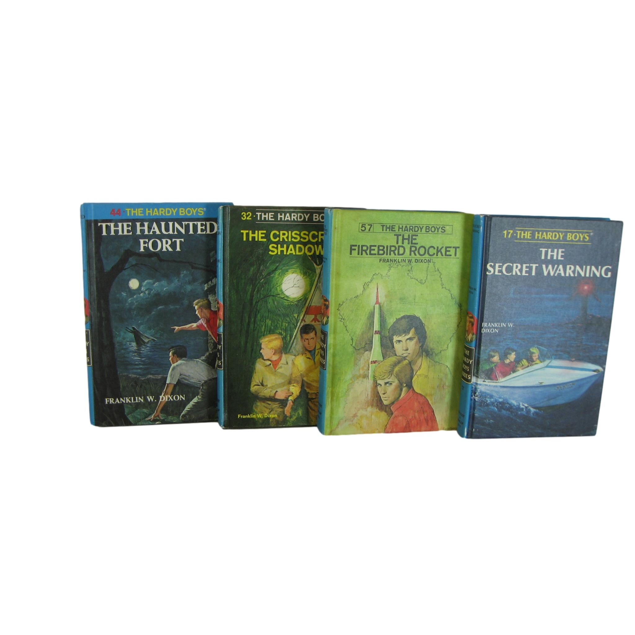 Vintage Hardy Boys Selections, Set of 9 - Decades of Vintage