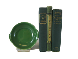 Vintage Decorative Book Accent Set in Green - Decades of Vintage