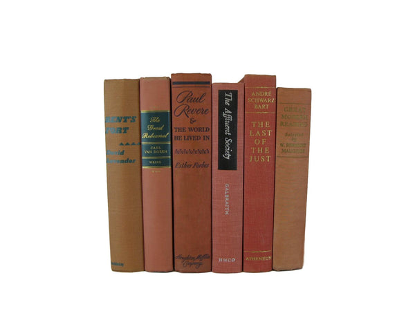 Black Vintage Books, S/7 - Decades of Vintage