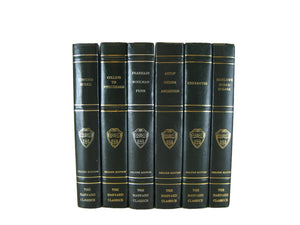 Vintage Harvard Classics, S/6 - Decades of Vintage