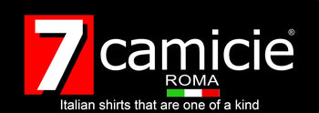 7camicie italian shirts are quality single double and triple collar with beautiful buttons and Italian fabric. These are luxury garments with a bespoke look.