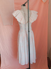 Vintage Mariposa Vacay Dress