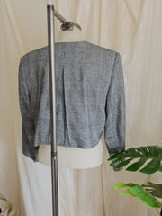 Paddington Crop Blazer