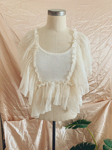 Fairy Air Winged Blouse