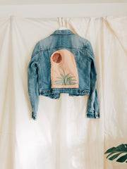 Sagurado Agave Denim Jacket