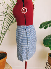 Vintage Magic Reverse Skirt