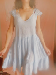 Cloud Rays Float Dress