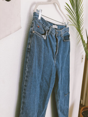 Tommy Hilfiger Cropped Jeans • Size 16