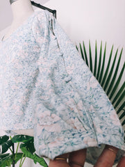Brightmare Petaled Bell Top