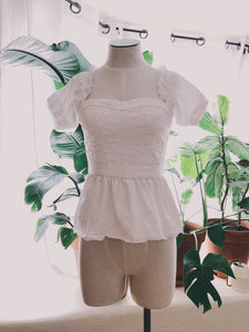 Montague White Top