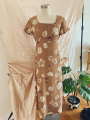 Canyon Flower Summer Dress