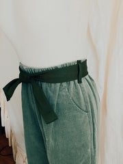 Sage Maisel Cord Trousers