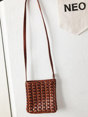 Basket Sling Bag
